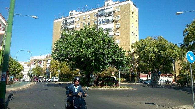 La avenida de El Greco será remodelada.