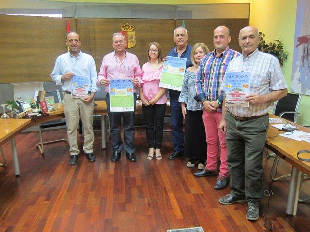 Presentación de la I Feria Agroalimentaria del Higo de Almoharín (CC)