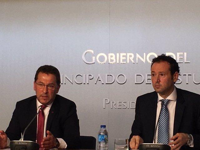 Genaro Alonso y Guillermo Martínez