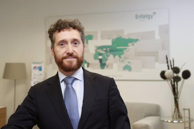 Miguel Ángel Barrio, director general de Entelgy Digital