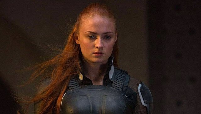 Sophie Turner es Jean Grey en X-Men
