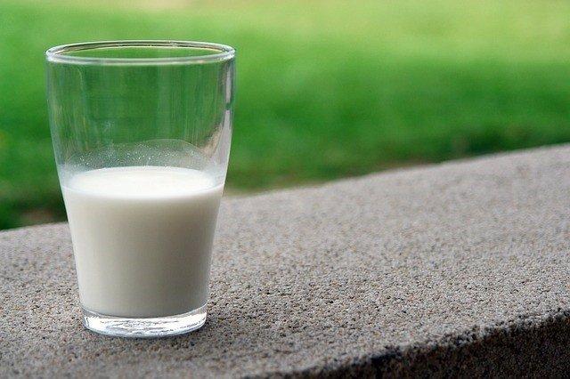 Vaso de leche