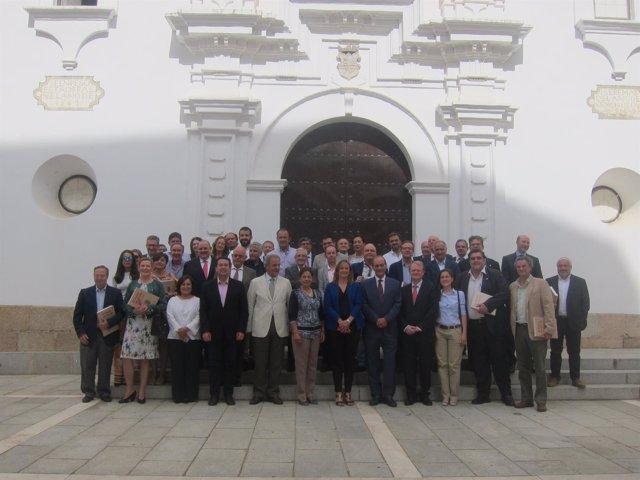 La Asamblea de Extremadura edita un libro sobre el Fuero del Baylio