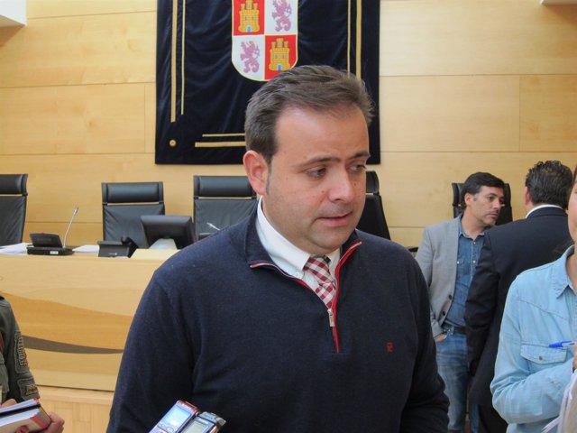 El procurador socialista Celestino Rodríguez