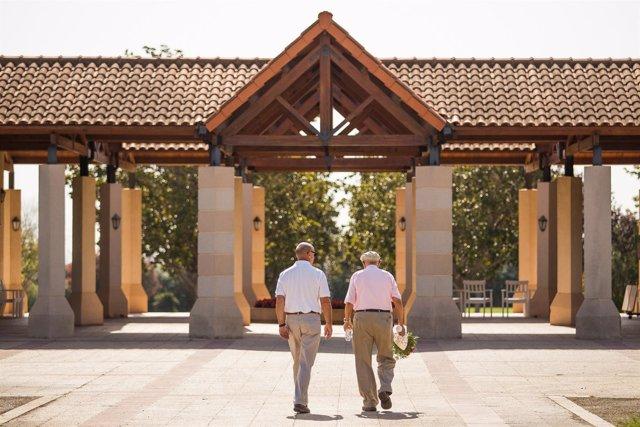 Cementerio privado Parque de  la Paz