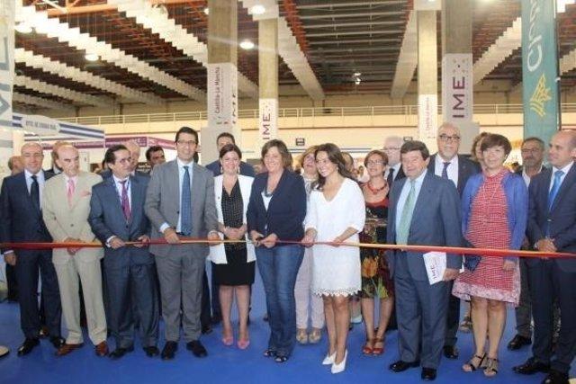 Inauguración del IMEX