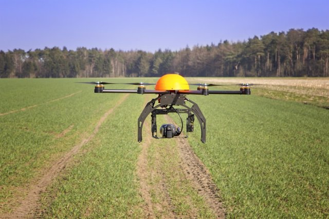 Unvex Eco-Agro, primer congreso profesional de UAV en Andalucía.
