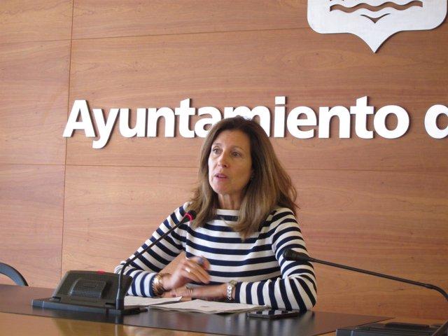 La concejal Mar San Martín informa Junta Gobierno