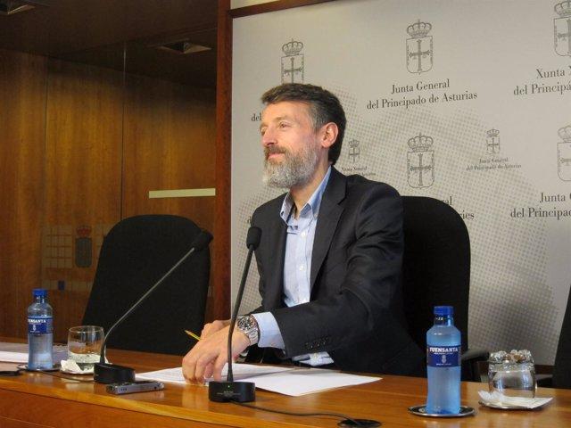 El diputado del PP de Asturias Matías Rodríguez Feito