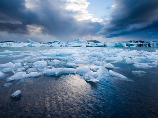 Polo Norte.