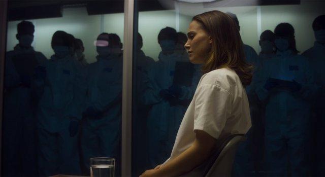 Natalie Portman en Annihilation