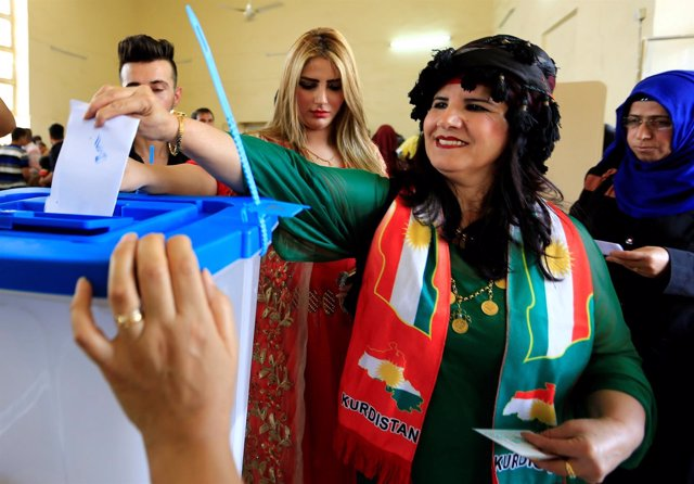 Referéndum de independencia kurdo en Kirkuk