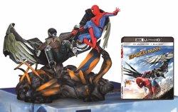 Siete ediciones para el estreno de Spider-Man: Homecoming en DVD, Blu-Ray y 4K UHD el 22 de noviembre (SONY PICTURES HOME ENTERTAINMENT)