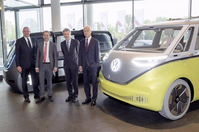 El grupo Volkswagen prevé reducir su impacto medioambiental un 45% para 2025