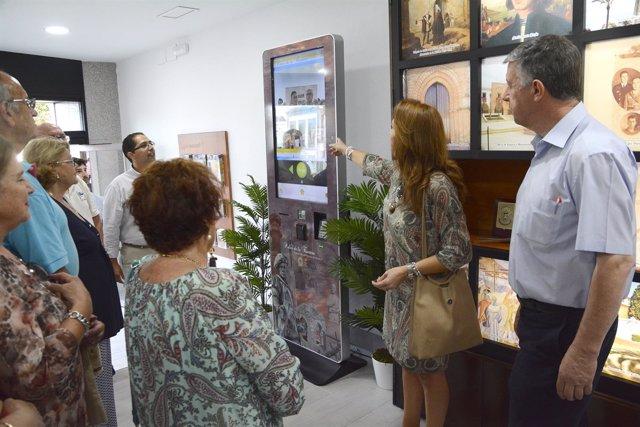 Nueva oficina de turismo de Palos de la Frontera (Huelva)