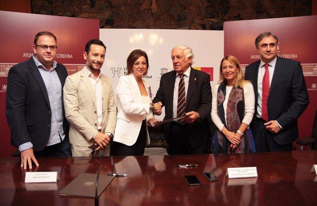Comisión Ejecutiva del Grupo de Ciudades Patrimonio de la Humanidad de España