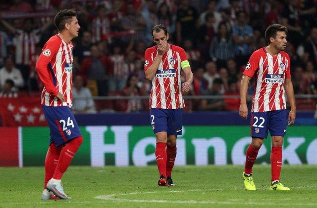 El Atlético cae ante el Chelsea