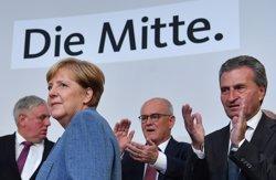 Facebook va eliminar milers de comptes falsos durant l'últim mes de campanya electoral a Alemanya (BORIS ROESSLER/DPA / BORIS ROESSLER)