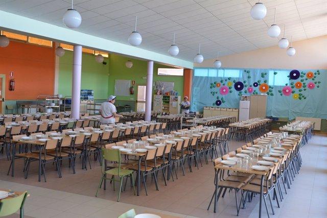 Comedores escolares de CyL reducen un 25% los desperdicios