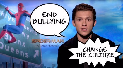 VÍDEO: Spider-Man contra el bullying