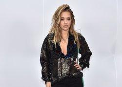 Rita Ora presentará y actuará en los MTV EMAs 2017 (RITA ORA/ GETTY)