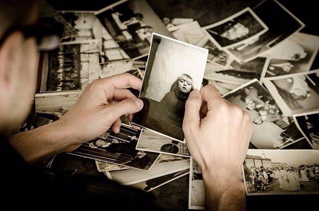 Fotos, recuerdo, recuerdos