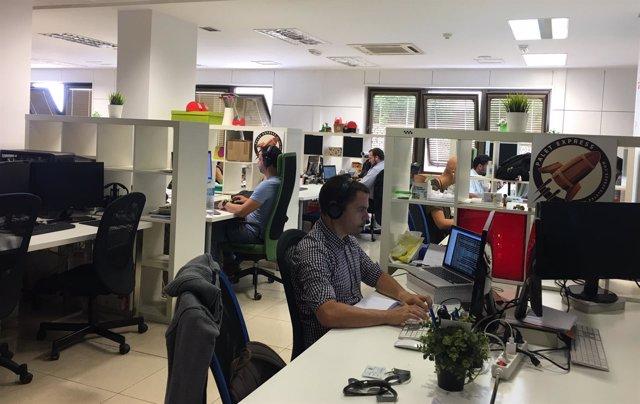 Centro de coworking en Las Palmas de Gran Canaria