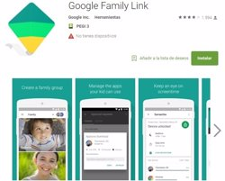 Google habilita un control parental que permet administrar les aplicacions del dispositiu d'un menor (GOOGLE PLAY STORE)