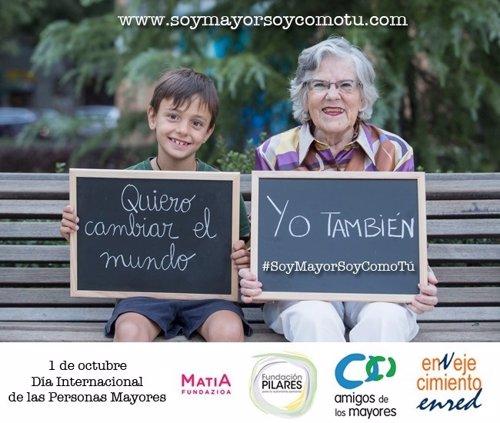 Campaña 'SoyMayorSoycomotu'