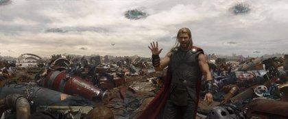 Nuevo trailer internacional de Thor: Ragnarok con secuencias inéditas y divertidas imágenes tras las cámaras