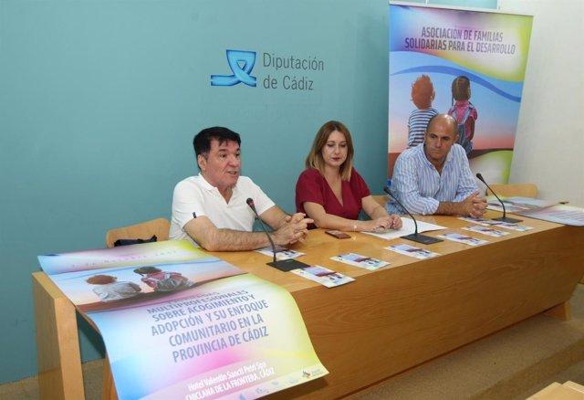 Presentación jornadas en Chiclana