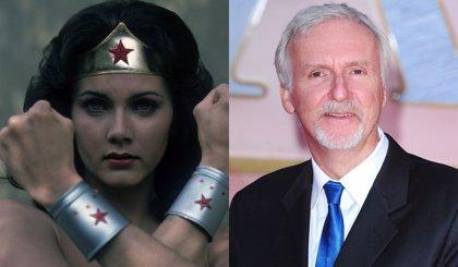 """Lynda Carter responde a las críticas de James Cameron: """"Tal vez no entiendas al personaje de Wonder Woman"""""""
