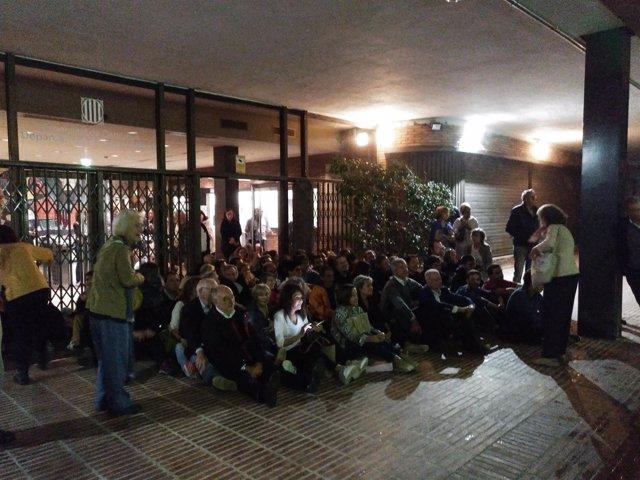 Conselleria de Enseñanza de la Generalitat por el referéndum