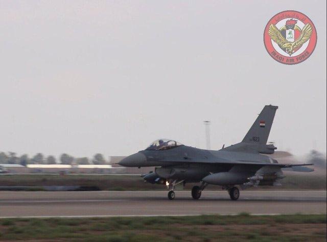 Caza de combate de la Fuerza Aérea de Irak