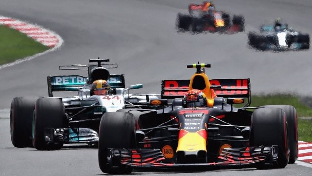 Max Verstappen Lewis Hamilton Malasia