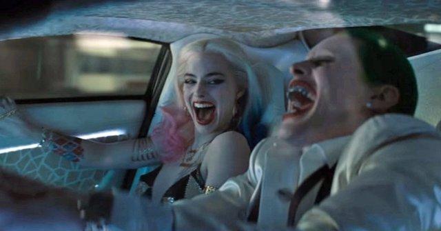 Joker y Harley Quinn en Suicide Squad