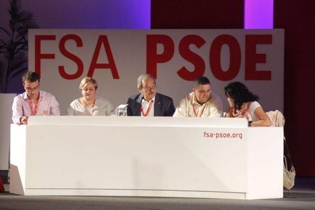 Congreso de la FSA-PSOE
