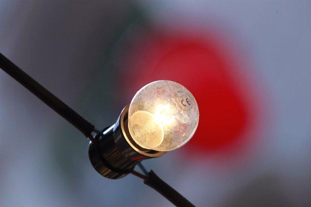 Bombilla, bombillas, luz, electricidad, energía