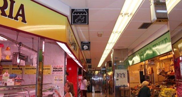 Mercado de Madrid
