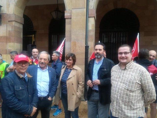 Miembros del equipo de gobierno