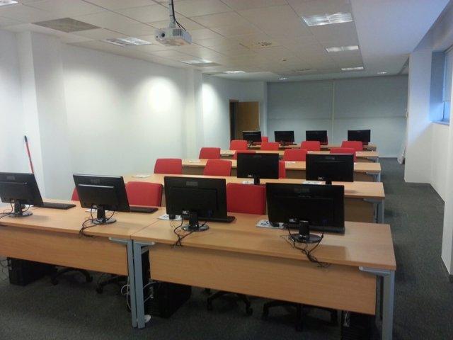 Nueva sede del CTA en el Parque Tecnológico Walqa.
