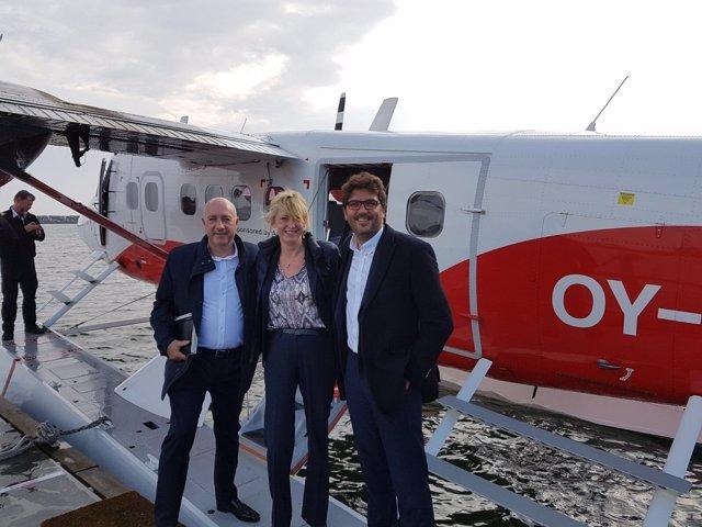 Murcia busca abrir nuevos canales directos para el turismo nórdico