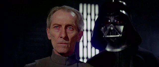 Star Wars Peter Cushing