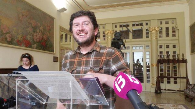 Alberto Jarabo de Podemos