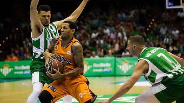 Valencia Basket Real Betis Energía Plus