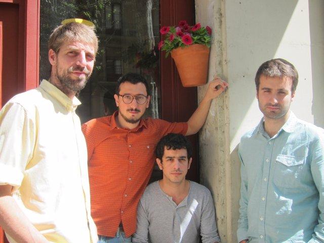 El cuarteto barcelonés Manel