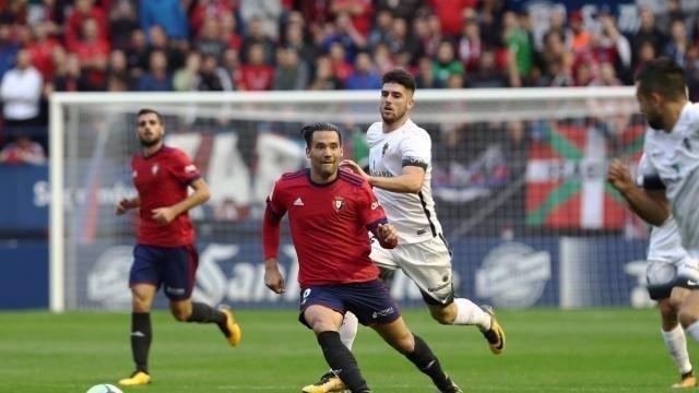 Osasuna gana al Sporting