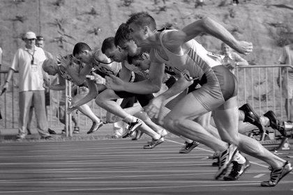 Cuando los latidos del corazón llegan al máximo con el deporte