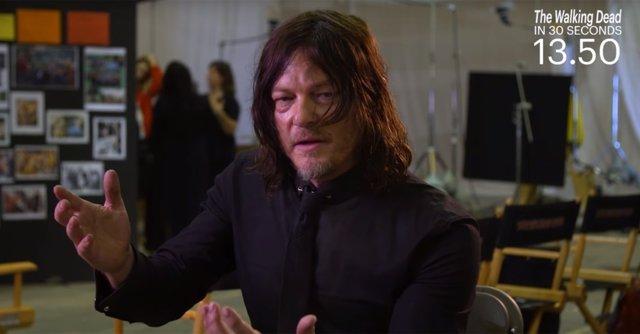 Daryl explica The Walking Dead en 30 segundos