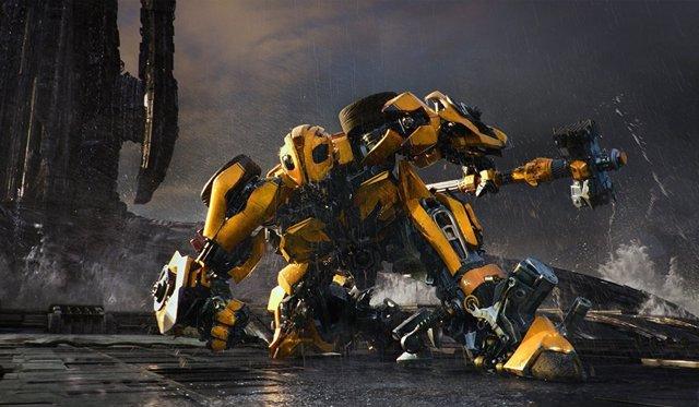 Bumblebee en 'Transformers: El último caballero'